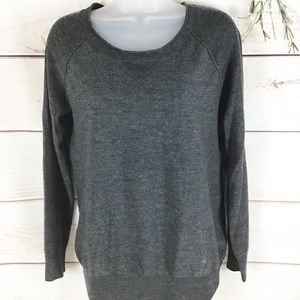 J Crew Marino Wool Lightweight Sweater